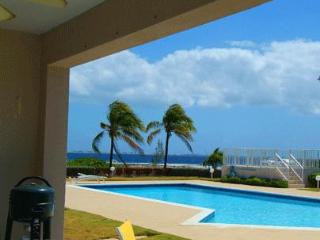 First Floor Oceanfront Condo in Top Location! - West Bay vacation rentals