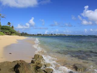 2Bd/2ba Ocean View Bamboo Hale at Tiki Moon Villas - Oahu vacation rentals