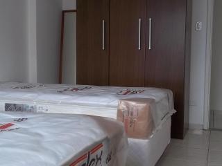 Bright 2 bedroom Santos Condo with Internet Access - Santos vacation rentals