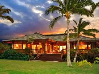Spacious 4 bedroom Puako Villa with A/C - Puako vacation rentals