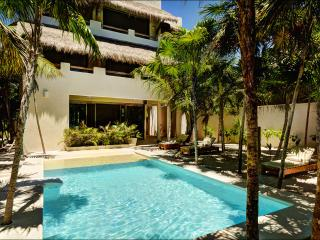 Villa Soliman New Beach Front Luxury Villa Tulum - Soliman Bay vacation rentals