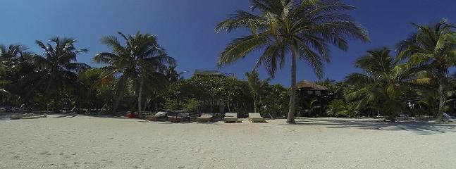 Villa Soliman New Beach Front Luxury Villa Tulum - Soliman Bay vacation rentals
