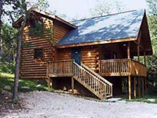 Enchanted Forest Resort: Hideaway Cabin - Image 1 - Eureka Springs - rentals