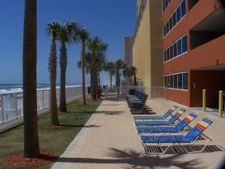 Tropic Winds Gulf Front Penthouse - Panama City Beach vacation rentals