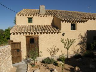 Cortijo Romero, exclusive use pool, Orce - Granada vacation rentals