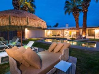 Burton House - The Ultimate Palm Springs Vacation Home - Swimming Pool & Hot Tub - Palm Springs vacation rentals