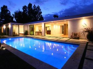 Hollywood Hills Luxury Zen Villa offers pool, terrace and beautiful Koi pond - Los Angeles vacation rentals