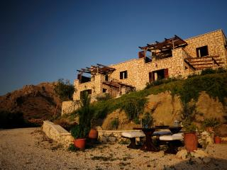 Traditional stone houses with panoramic sea view - Makry-Gialos vacation rentals