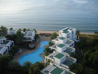3 bed room apartment absolute beach front unit - Rayong vacation rentals