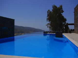 Villa with sea view and pool - Cyclades vacation rentals