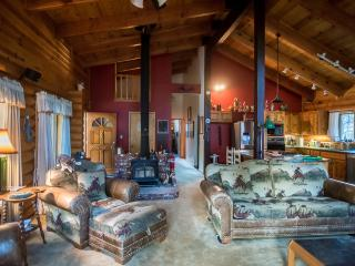 Log Cabin Nestled in the Woods - Mariposa vacation rentals
