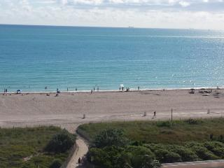 Beautiful 2 Bedroom, Ocean View on the Beach Condo - Miami Beach vacation rentals