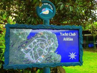 Chalet Shabbat at Yacht Club Atitlan, ( San Lucas Toliman) - Lake Atitlan vacation rentals