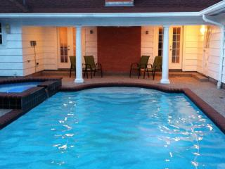 Home in Town, Private Pool and Hot Tub - Galveston vacation rentals