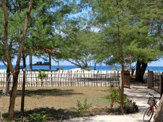 Beachfront, Sunset Bungalow - Gili Trawangan vacation rentals