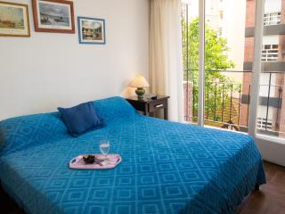 Great Location, 1 BR, Balcony w/Sun, WiFi, Netflix - Mar del Plata vacation rentals
