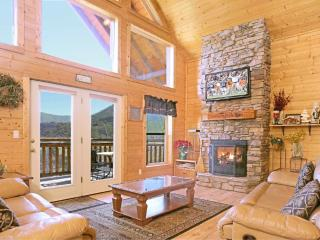 Gated, Mountain top on 15 Acres! Spectacular Views - Townsend vacation rentals