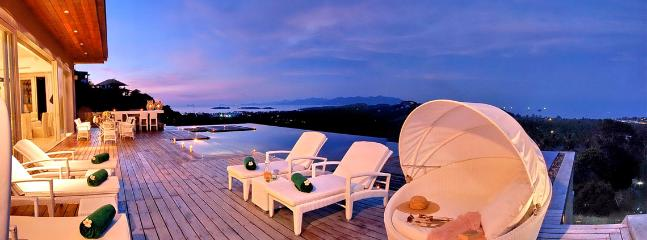 Panoramic Sea View - SV05 - Image 1 - Choeng Mon - rentals