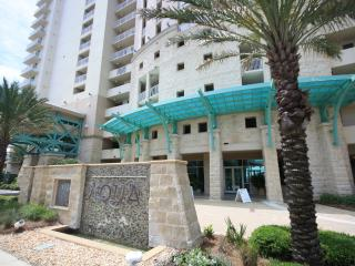 Elegant 2 Bedroom Condo with Pool at Aqua - Treasure Island vacation rentals