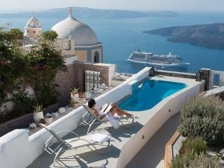 Holiday Villa in Fira, Santorini - Fira vacation rentals