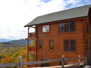 Beautiful Smoky Mountain Luxury Cabin! - Sevierville vacation rentals