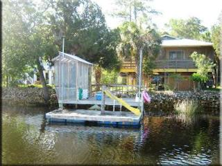 Nice 2 bedroom Steinhatchee House with Deck - Steinhatchee vacation rentals