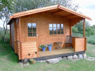 Nice little wooden house in a beautiful garden - North Jutland vacation rentals