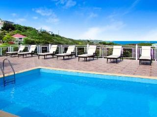 Ocean view Villa Panorama with 2 large pools & terraces and daily maid service - Toiny vacation rentals