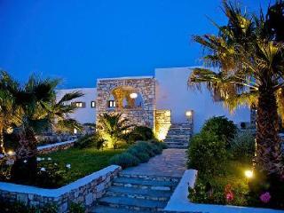 Enjoy the Peaceful Atmosphere of Villa Avra - Tropical Gardens, Ocean View - Parikia vacation rentals