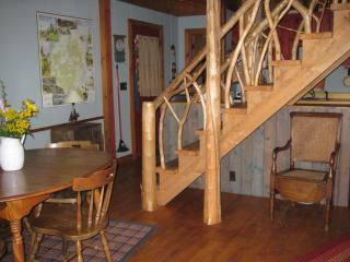 "UPPER SARANAC LAKEFRONT CAMP  ""DOCTOR'S OUT"" - Saranac Lake vacation rentals"