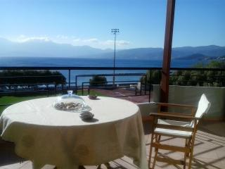 2-Bedroom Apartment with stunning sea-view - Agios Nikolaos vacation rentals