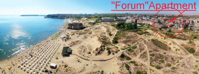 Sunny Beach Bulgaria - summer holiday apartment for rent and sale - Image 1 - Nessebar - rentals