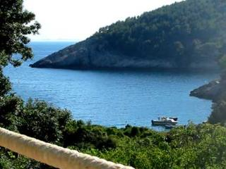 Beautiful House with Balcony and Water Views - Korcula vacation rentals