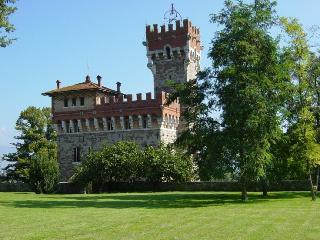 castle in chianti countryside - Bucine vacation rentals