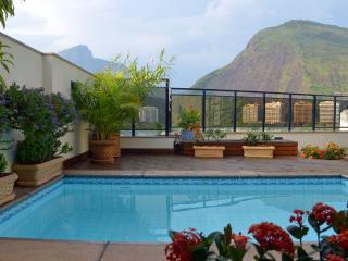 Ipanema Penthouse w Lagoa-lake views and pool - Senggigi vacation rentals