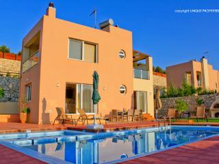 Luxury Villa, Private Pool, Sea View, Sandy Beach - Chania Prefecture vacation rentals