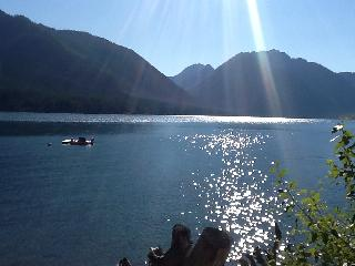 LAKE CUSHMAN LUXURY CAMPING ...SEA DOOS...ATV...BOAT! Ski-fish-play! - Lilliwaup vacation rentals