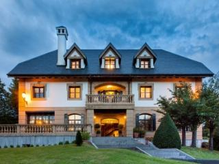 San Sebastian - Elegant palace with private forest - San Sebastian vacation rentals