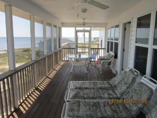 Secluded and Private Beach Front on The Gulf Of Me - Panacea vacation rentals