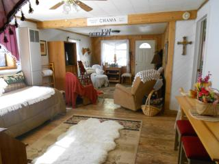2 bedroom House with Satellite Or Cable TV in Chama - Chama vacation rentals
