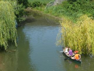 Holiday house  with POOL° RIVER *racing Le Mans° Fishing ° Canoe ^ - Brulon vacation rentals