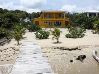 The Mellow House three bedroom beachfront home