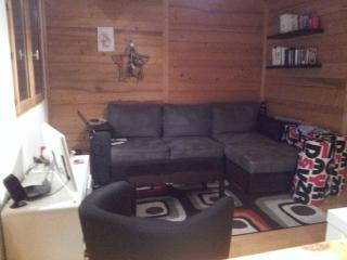 3 Valleys/Courchevel: 25 m2 apartment 350€/week - Bozel vacation rentals