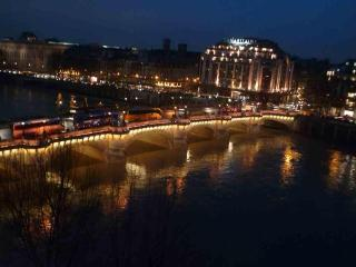 The best amazing view on the Seine! - Paris vacation rentals