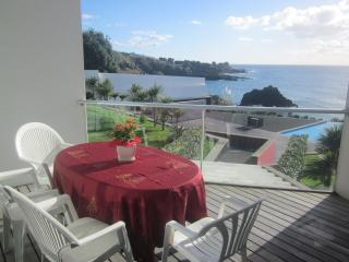 Marina Mar II: Two-Bedroom Apartment with Sea View - Vila Franca do Campo vacation rentals