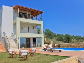 Villa Near the Beach, Private Pool, Sauna, Jacuzzi - Chania vacation rentals