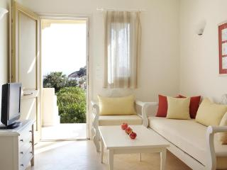 Family villa w.dbl and twin bedroom, sea view - Agios Prokopios vacation rentals