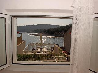 Milna(Hvar)-House Buratovic - Cove Zarace (Milna) vacation rentals