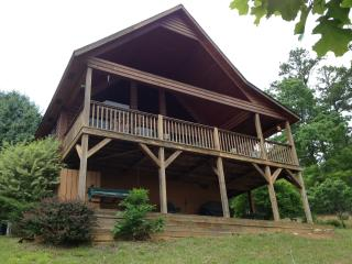 Misty Mountains Hideaway - Murphy vacation rentals