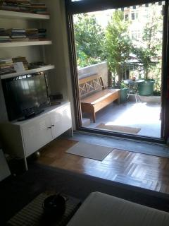 CENTRAL, GREEN, QUİET 1BR W TERRACE close to Bahce - Istanbul vacation rentals